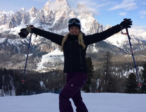 Skiing is Fabulous